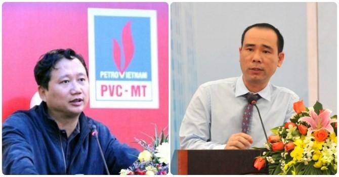 Bắt giam nguyên Tổng giám đốc PVC, nguyên Chủ tịch bị khai trừ khỏi Đảng