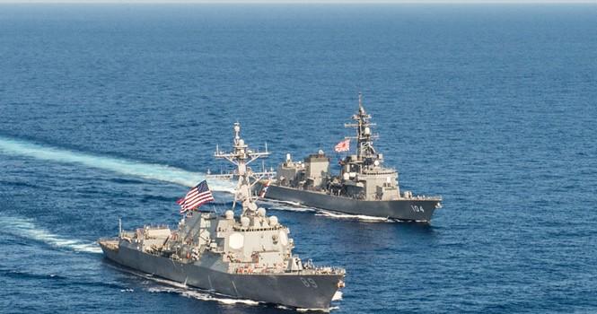 Nhật sẽ tuần tra chung với Mỹ ở Biển Đông, tăng viện trợ cho Việt Nam