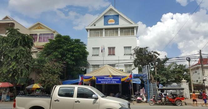 Đảng đối lập ra yêu sách với chính quyền Campuchia