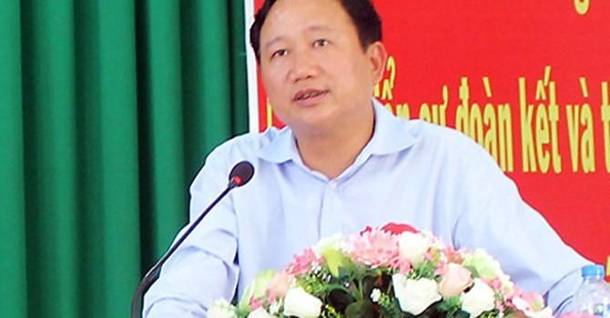 """""""Nói như dự luật thì Trịnh Xuân Thanh đang đi... du lịch"""""""