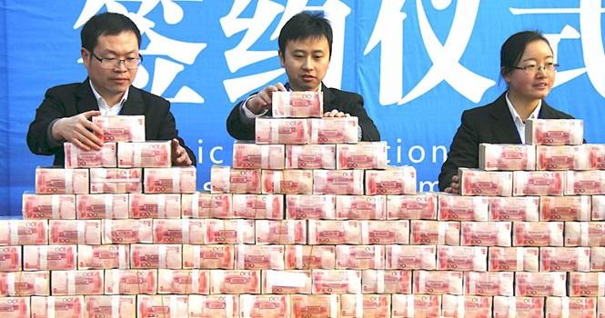 Núi nợ xấu Trung Quốc gấp 10 lần số liệu chính thức