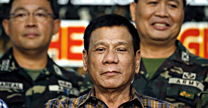 Quân đội Philippines phủ nhận có âm mưu lật đổ Tổng thống Duterte