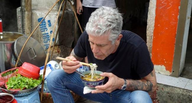 Bún ốc Hà Nội được vinh danh trong show ẩm thực nổi tiếng trên CNN