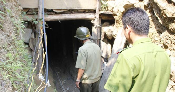 Nổ hầm lò ở độ sâu 250 m, 14 thợ mỏ bị thương