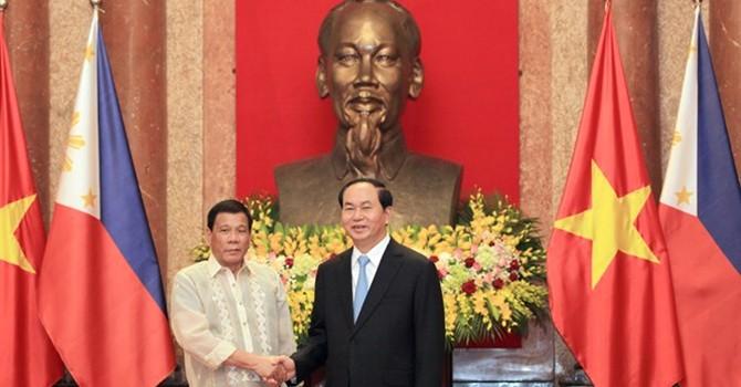 Việt Nam - Philippines thảo luận về Biển Đông