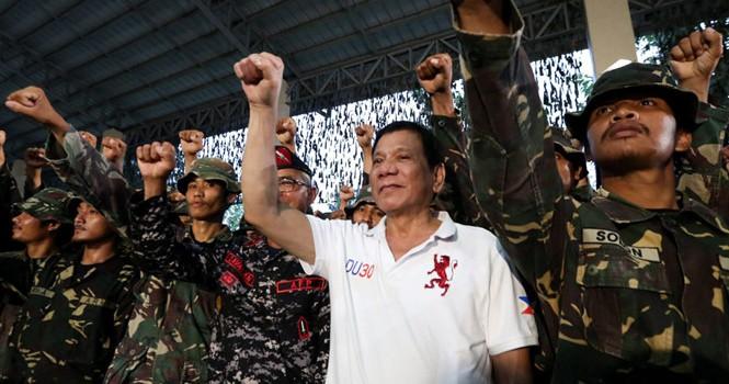 """Tổng thống Philippines: """"CIA muốn giết tôi"""""""