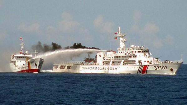 Singapore cảnh báo xung đột ở Biển Đông bắt đầu từ tàu hải cảnh Trung Quốc