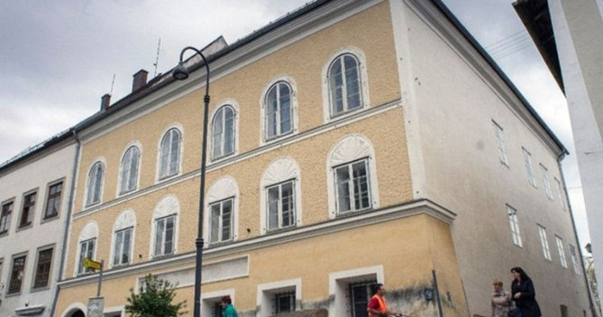 Áo sẽ phá hủy căn nhà nơi trùm phát xít Hitler chào đời