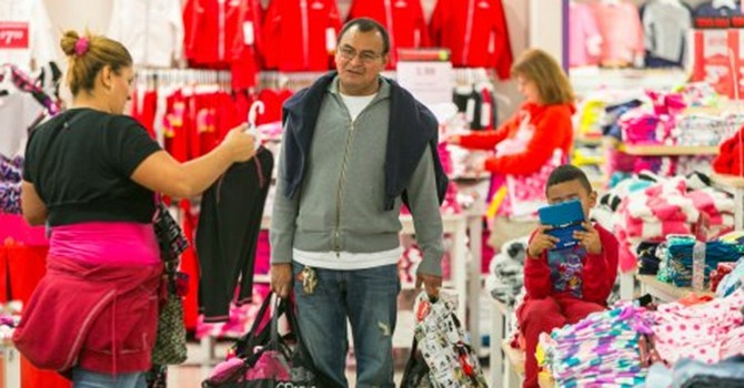 Cơn khủng hoảng trị giá 48 tỷ đôla của bán lẻ Mỹ