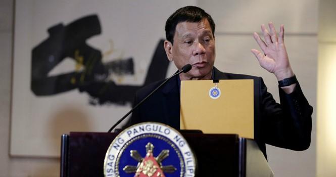"""Tổng thống Philippines: Đã đến lúc tạm biệt """"người bạn Mỹ"""""""