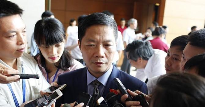 Bộ trưởng Công Thương nói gì về vấn đề xử lý sai phạm của người tiền nhiệm?