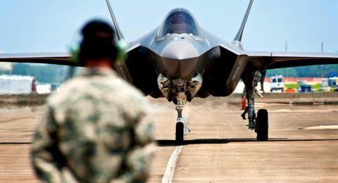 Hình ảnh dàn chiến đấu cơ làm nên Không lực Mỹ