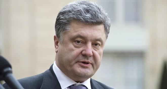 Tổng thống Poroshenko: Ukraine sẽ không trông chờ ở phương Tây nữa