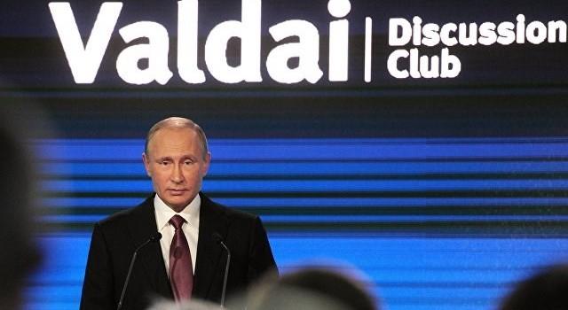 """Những tuyên bố """"đậm chất Putin"""" tại câu lạc bộ chính trị Valdai"""