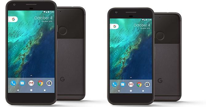 5 điểm tệ nhất của Google Pixel và Pixel XL