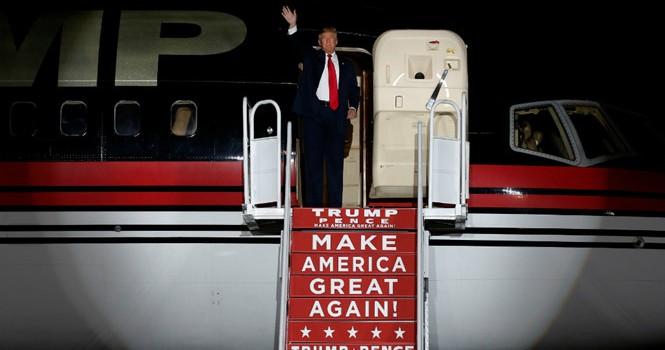 Đường đến Nhà Trắng vô cùng chông gai của ông Trump