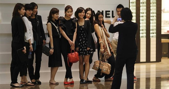 Dân Trung Quốc sẽ đạt thu nhập trung bình vào năm 2030
