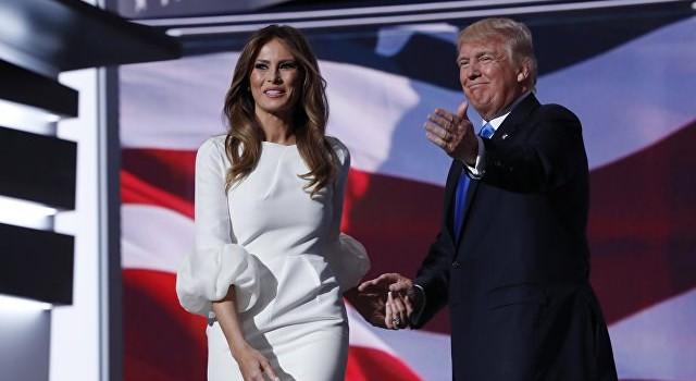 Vợ Donald Trump: Chồng tôi sẽ là một vị Tổng thống lý tưởng