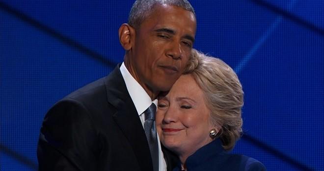 Obama ủng hộ Clinton, chuyện hiếm trăm năm