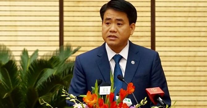 Chủ tịch Hà Nội Nguyễn Đức Chung chỉ đạo xử lý vụ 2 phóng viên bị đánh