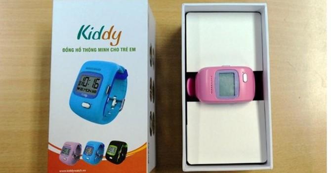 Đồng hồ định vị giá rẻ cho trẻ em tràn ngập thị trường