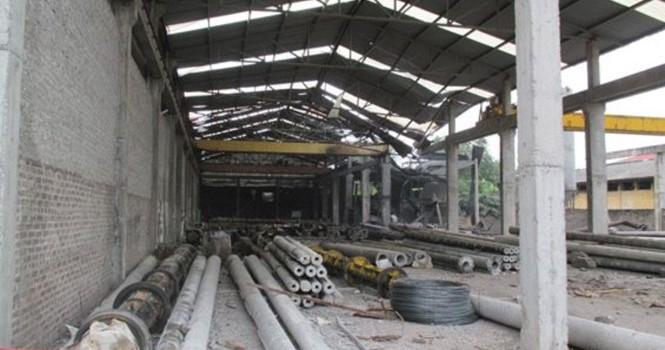 Nổ lò hơi 8 người thương vong ở Thái Nguyên