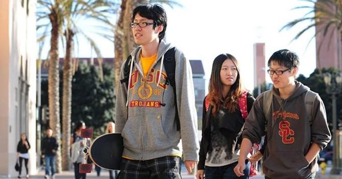 Giới trẻ Trung Quốc tin Mỹ vẫn là lựa chọn du học hàng đầu
