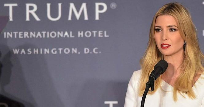 Ivanka Trump - cô con gái đứng sau thành công của Donald Trump