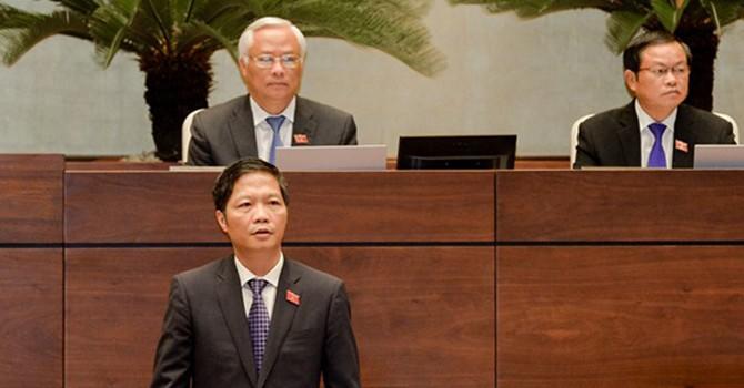 """Phiên chất vấn Quốc hội: Bộ trưởng Công thương được nhiều đại biểu """"ưu ái"""""""
