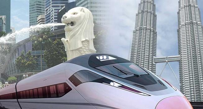 Nhật - Trung tranh đường sắt Malaysia
