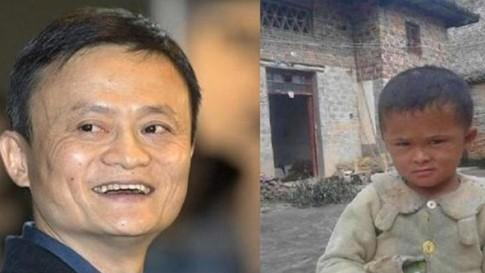 """Jack Ma bác bỏ tin tài trợ học hành cho """"bản sao nhí"""" của mình"""