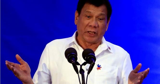 Tổng thống Philippines tuyên bố sẽ theo Nga, rút khỏi Toà hình sự quốc tế