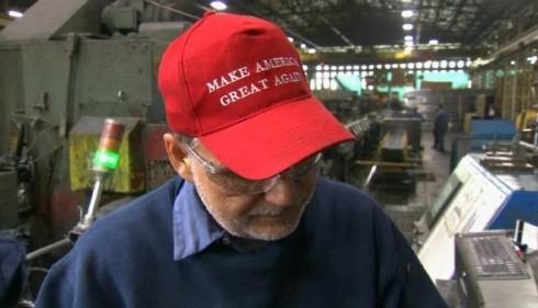 [Video] Công nhân Mỹ đặt cược tương lai vào ông Trump