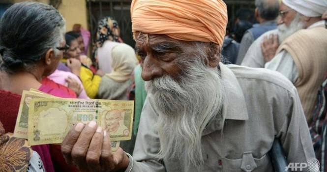 """5 cách dân Ấn Độ dùng để tránh đợt đàn áp """"tiền đen"""""""