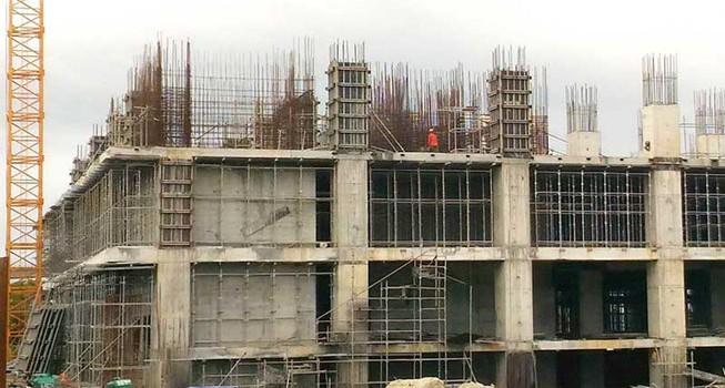 """""""Xây cả trung tâm thương mại không phép"""": Đà Nẵng có chủ trương vừa xây vừa xin phép"""