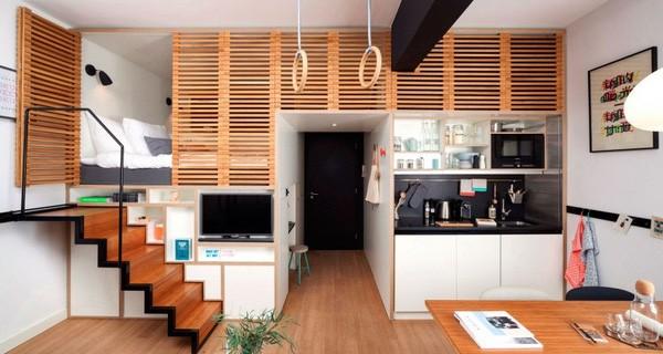 Học cách thiết kế căn hộ nhỏ siêu thông minh như người Hà Lan