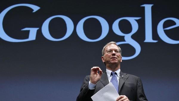 Đến Chủ tịch Google cũng không trả lời được câu hỏi phỏng vấn của công ty mình