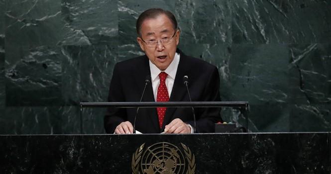 Ông Ban Ki-moon hé lộ khả năng tranh cử tổng thống Hàn Quốc