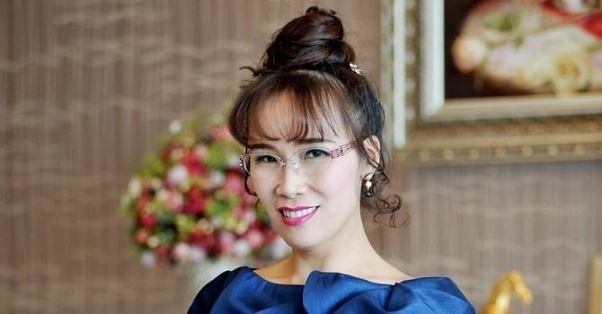 Bà Phương Thảo sở hữu hơn 950 triệu USD cổ phần Vietjet