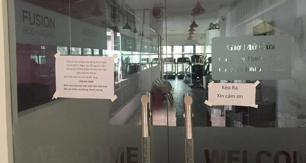 Cơ sở thứ 2 của Fusion Bodyworks bất ngờ đóng cửa không hẹn ngày trở lại
