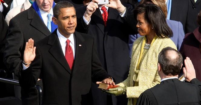 Vất vả dọn nhà như Tổng thống Obama