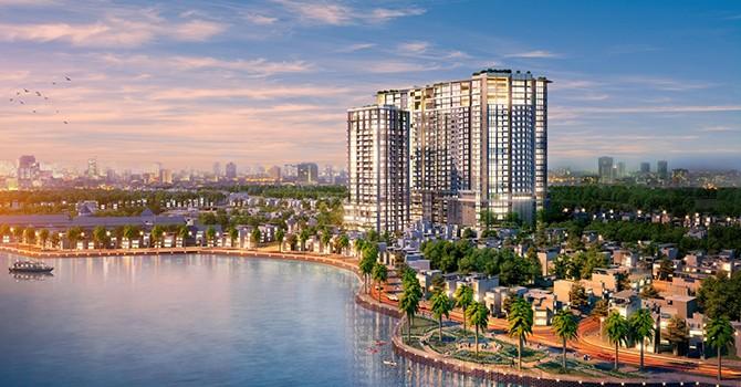 Tùng Dương trở thành cư dân đầu tiên tại Sun Grand City Thuy Khue Residence