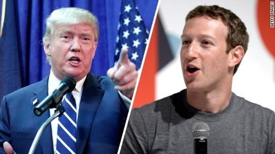 Trump có thể bước chân vào Nhà Trắng, tại sao Zuckerberg lại không?