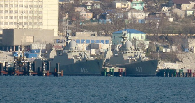 Ngắm cặp chiến hạm Gepard Việt Nam sẵn sàng thử nghiệm ở Biển Đen