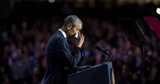 Những khoảnh khắc xúc động khi ông Obama nói lời tạm biệt
