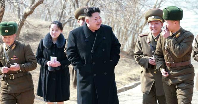 Mỹ đưa em gái lãnh đạo Kim Jong-un vào danh sách trừng phạt