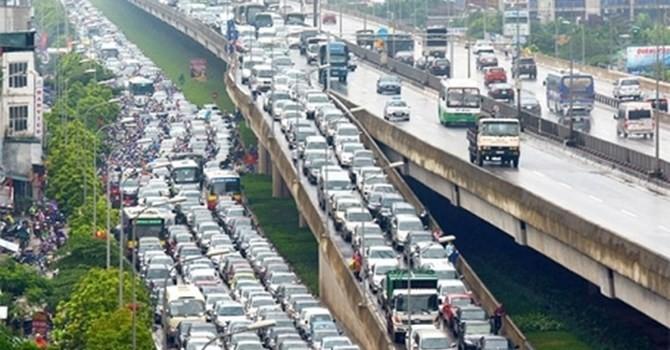 """Treo thưởng chống ùn tắc giao thông:  Dân """"ngoại đạo"""" khó có cửa?"""