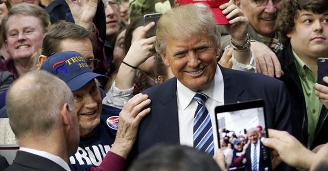 Chưa nhậm chức tổng thống, ông Trump đã chuẩn bị tranh cử nhiệm kỳ 2