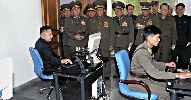 Một nhóm tin tặc Triều Tiên ở Trung Quốc đào tẩu?