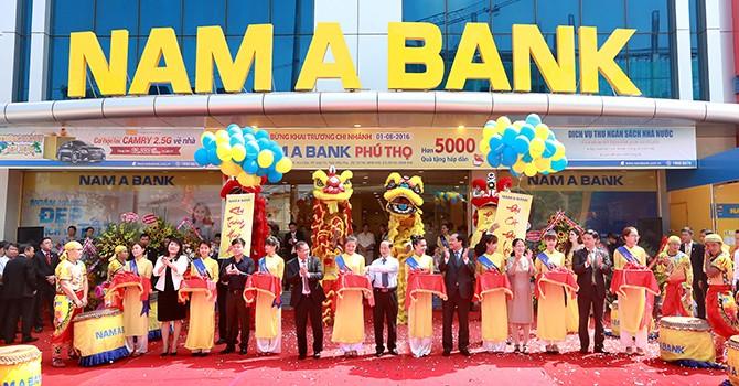 Nam A Bank được Ngân hàng Nhà nước chấp thuận tăng vốn điều lệ
